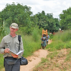 Researcher Chris Woodring has been listening to what farmers in Africa say about conservation agriculture.