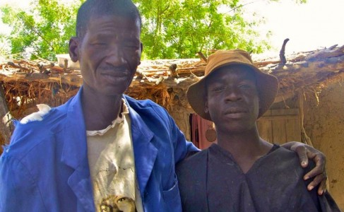 Two men from Mali
