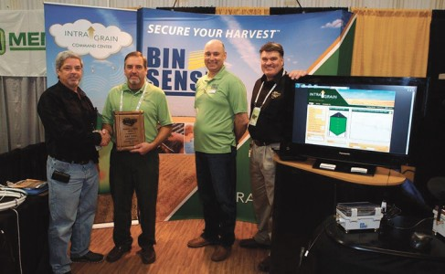 winners at a Manitoba farm show