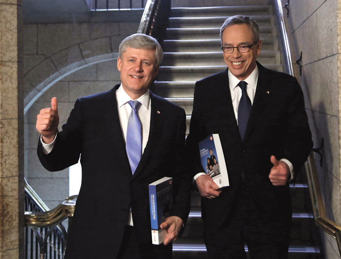 Canadian politicians