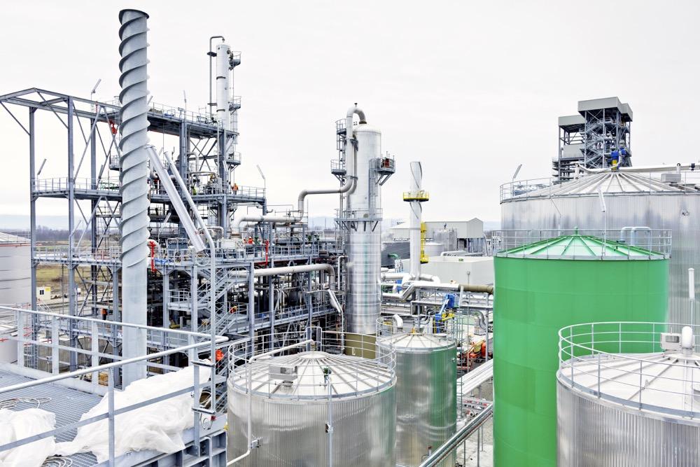 biofuel facility