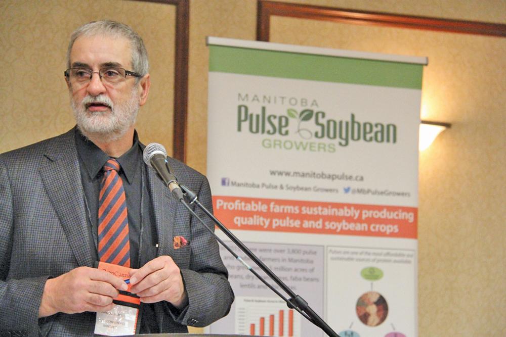 MPSG executive director Francois Labelle.