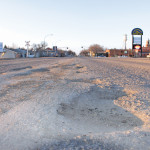 Sections of the provincial highway running through Carman, cited as 'Main Street South and North' now have the dubious distinction of being the worst roads in the province.