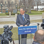 Manitoba premier-elect Brian Pallister grew up on a farm near Edwin, Man., and that could make him a sympathetic audience on farm issues.