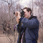 Aaron Zeghers grew up on the farm at Holland but his interest in photography, filmmaking and music took him elsewhere.