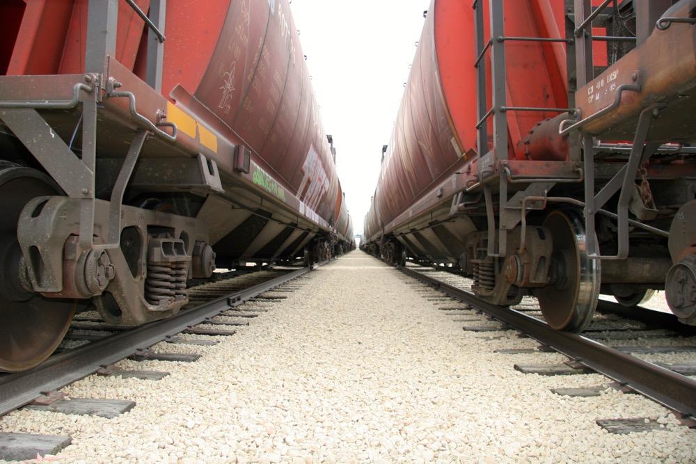 grain cars