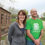 Long-serving 4-H leaders Leanne and Philip Fenez have been devoted to their local club because they see 4-H fostering leadership and skills development in young people in ways no sport or other program can.