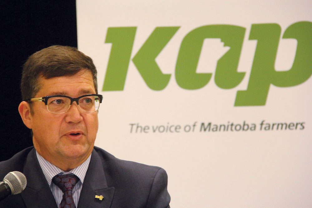 "KAP president Dan Mazier says the farm organization got much of what it wanted from the ""Made-in-Manitoba Climate and Green Plan,"" including a carbon tax exemption on ""marked"" farm fuel."
