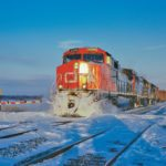 CN Rail is making a very public apology for poor grain service this past winter.
