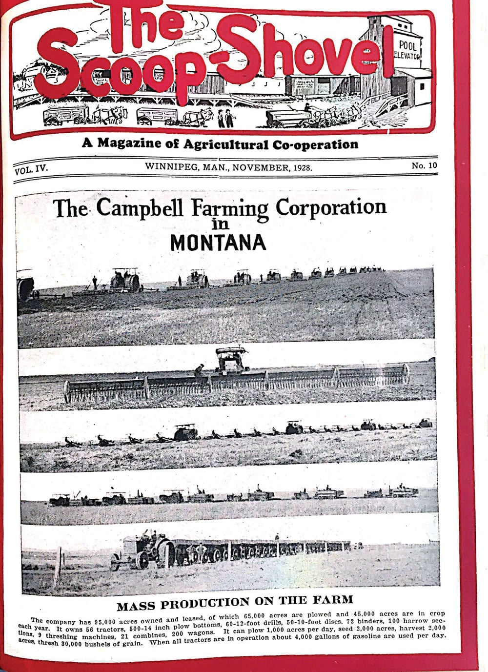 The Campbell Farming Corporation