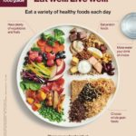 The new food guide is a bold move from Health Canada – containing some hits and misses – but the plate concept is clever as few Canadians could tell how big portions should be in the old version.