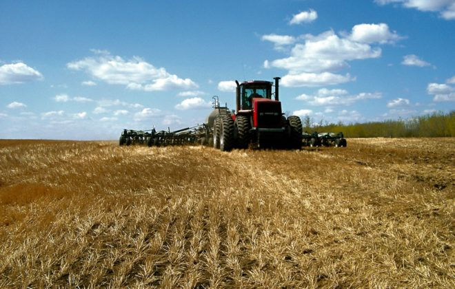 Excessive moisture in fields could be a problem for a good number of southern Manitoba producers looking to seed next spring.
