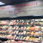 F. Menard's retail butcher shop at Ange-Gardien underwent a major renovation in July 2018. (FMenard.com)