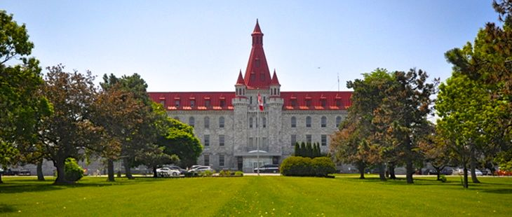 The Collins Bay Institution at Kingston, Ont. includes maximum, medium and minimum security facilities for up to 720 male inmates. (CSC-scc.gc.ca)