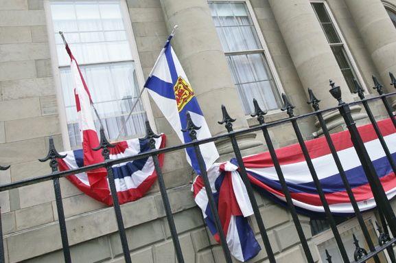 Province House, home of the Nova Scotia Legislature, as seen in 2008. (NSLegislature.ca)