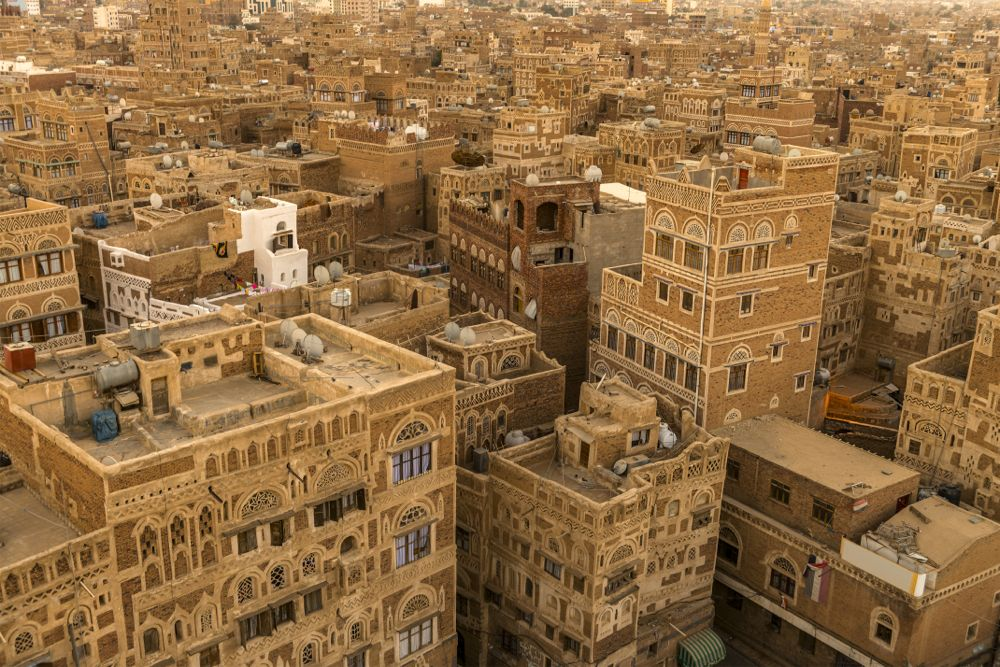 A view of Sanaa, Yemen's capital. (UGurhan/iStock/Getty Images)