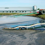 There's a world of difference between liquid and solid manure and how both provide nutrients to crops.