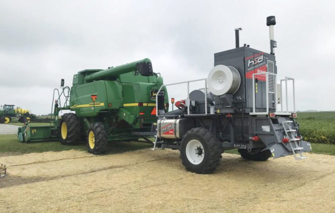 Harrington Seed Destructors are widely used in Australia.