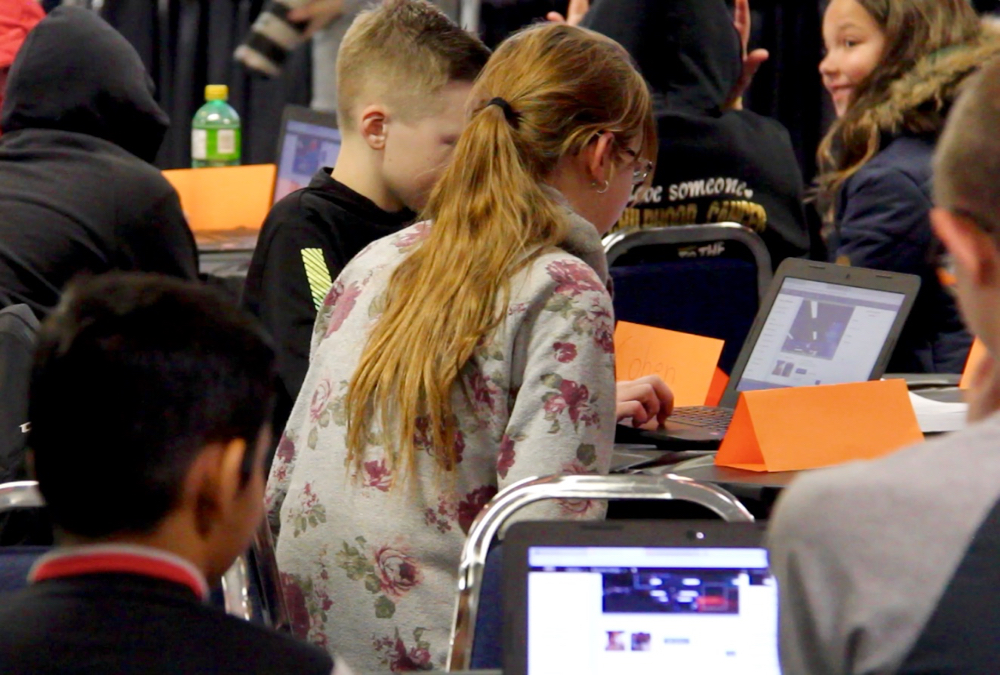 VIDEO: Coding camp for kids aimed at building interest in ag tech