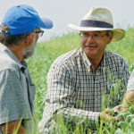 Field work gap means spring shifts for organic growers
