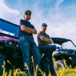 Delivering equipment demos directly to farmers from the field