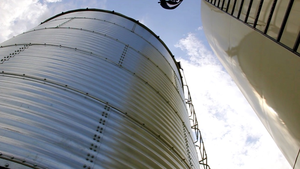 Grain bins have regulatory, safety requirements