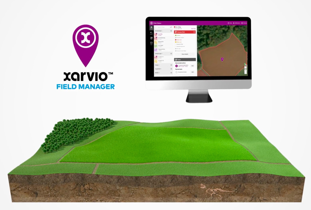 Xarvio Field Manager goes mobile