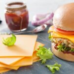 Violife's vegan cheese-substitute lines include cheddar-style slices. (ViolifeFoods.com)