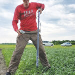Survey looks for those who've grown cover crops – or haven't