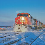 CN says it's set with a strong winter program and the resources to deliver, raising the possibility grain shipments could set a new all-time record three crop years in a row.