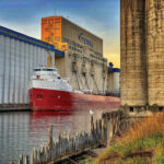 Seaway 'grain rush' continues as harvests arrive