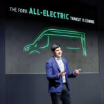 Ford's North American commercial vehicles chief Ted 