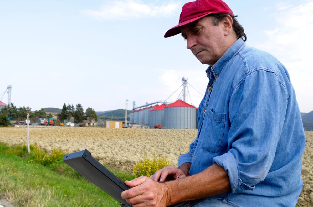 Farms collect a large volume of data these days and this data is expected to grow exponentially in the near future.