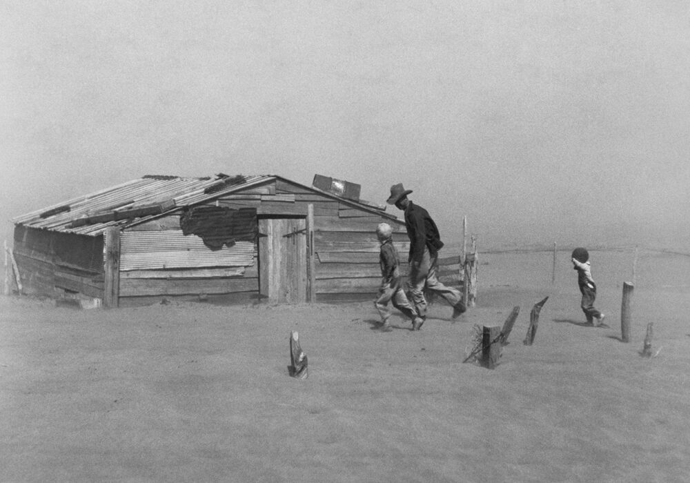 The long shadow of the 1930s dust bowl may have resulted in an inaccurate assessment of wind erosion risk.
