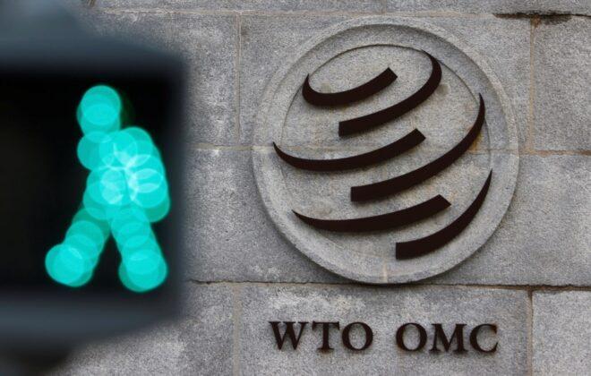 The World Trade Organization (WTO) headquarters in Geneva, Switzerland on Oct. 28, 2020. (Photo: Reuters/Denis Balibouse)