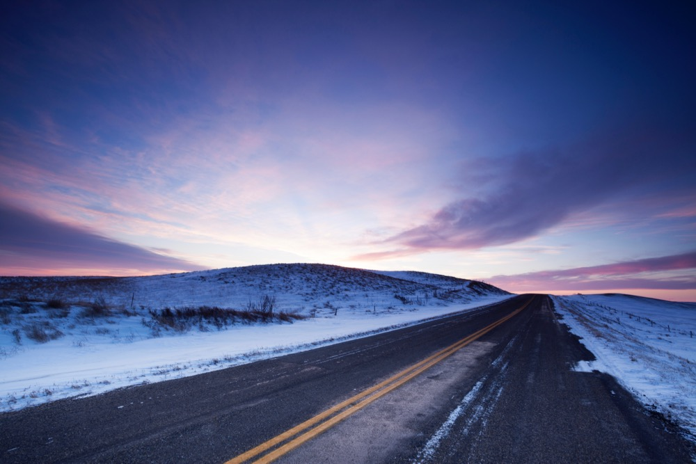 File photo of Highway 363 near Moose Jaw, Sask. (Mysticenergy/iStock/Getty Images)