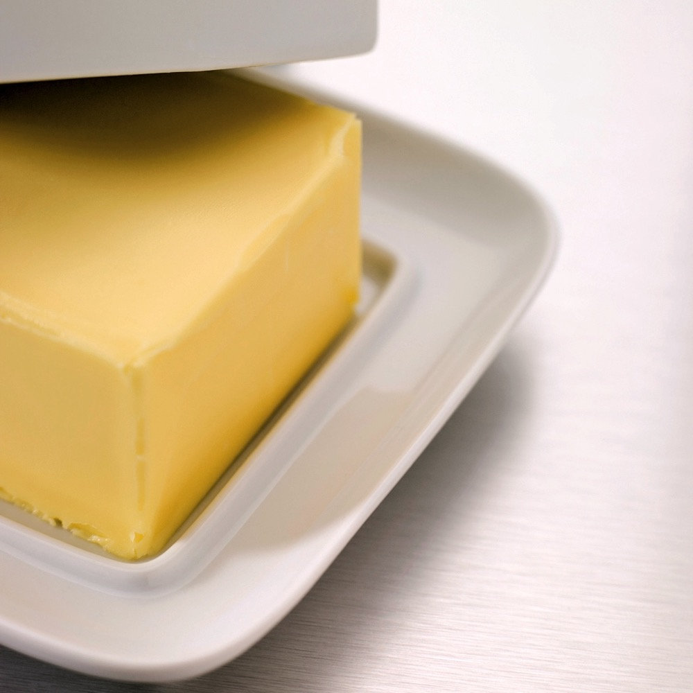 There may be a reason why your butter is harder at room temperature.