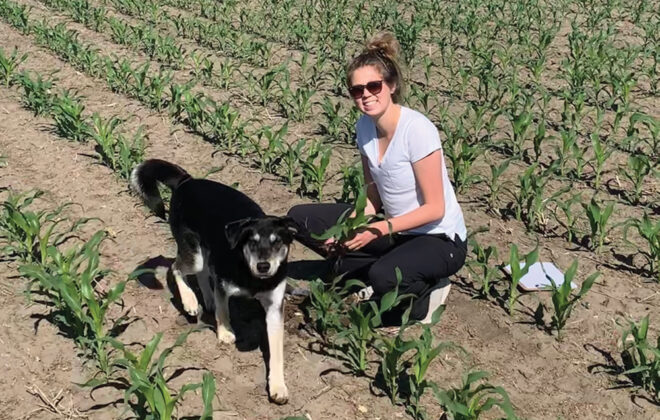 There are a number of things you need to get right when growing corn, says Sara Meidlinger, a market development specialist with Pride Seeds.