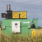 Morris-based company debuts crop residue-fuelled grain dryers