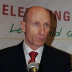 Mayo Schmidt, shown here in Winnipeg in 2007, has been named CEO of Nutrien. (Dave Bedard file photo)