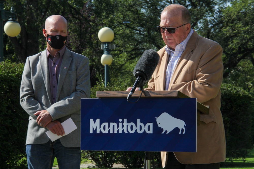 manitoba agrirecovery